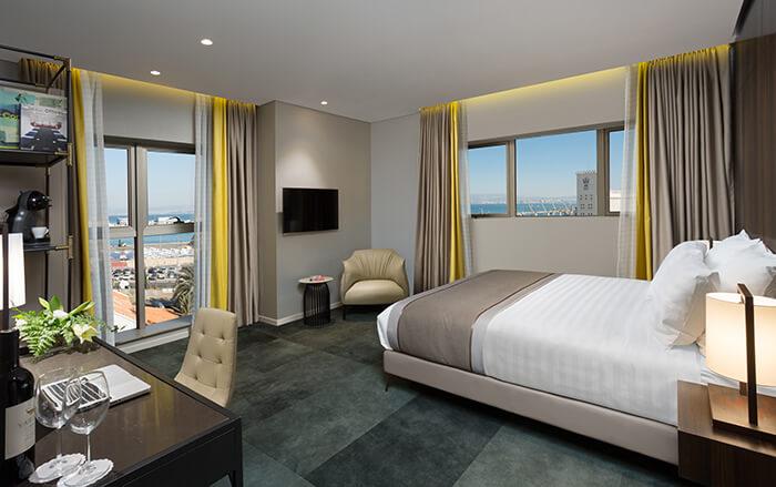 A Royal Stay at Haifa's Golden Crown