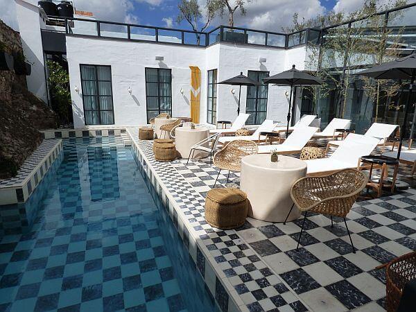 five best boutique hotels in san miguel de allende. Black Bedroom Furniture Sets. Home Design Ideas