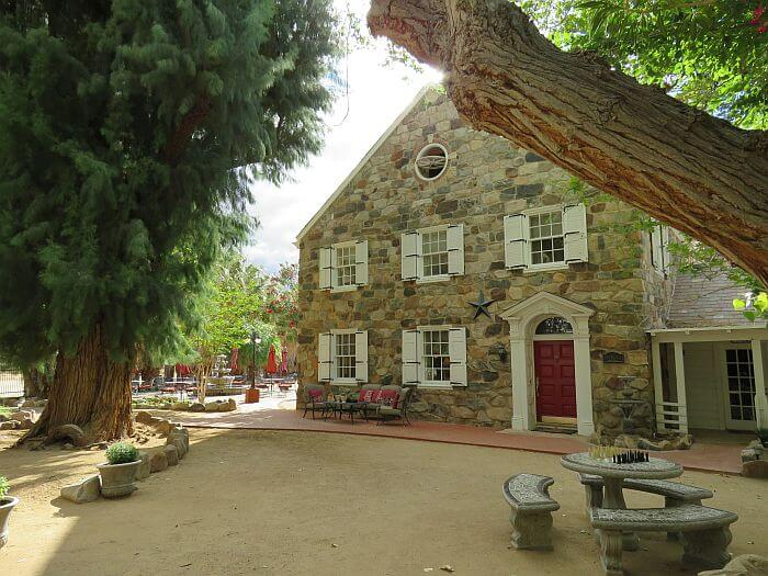 Old World Desert Charm At Campbell House