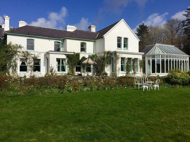 Cashel House Hotel on Ireland's Wild Atlantic Way