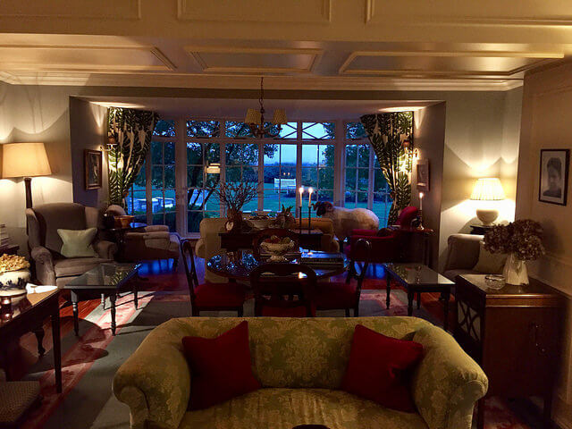 drawing room, boutique hotel, gregans castle, galway bay hotel, ballyvaughn hotel, antiques