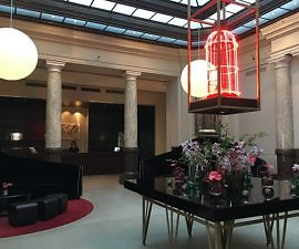 Hotel de Rome lobby horizontal
