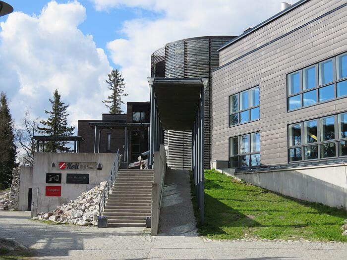 front exterior Break Sokos Hotel Koli