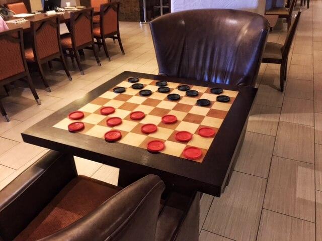 Checkerboard at Sheraton ABQ