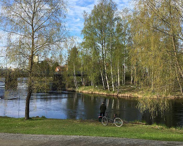 Finnish Riverfront Setting at Original Sokos Hotel Kimmel