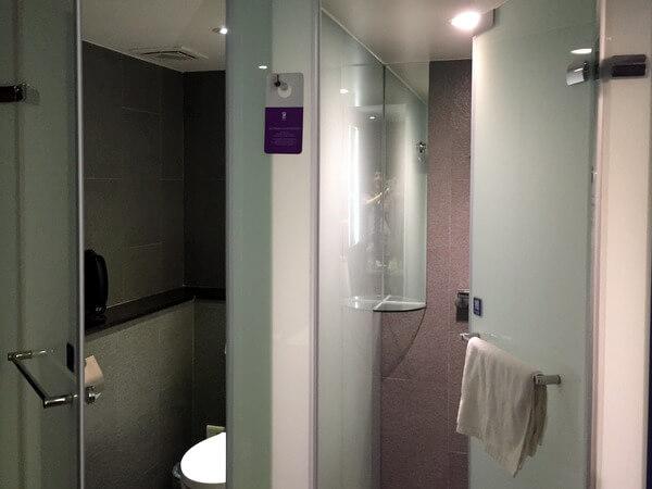 Bathroom, Westgate Hotel, Taipei, Taiwan