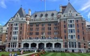 Fairmont Empress: Victoria's Grande Dame is Still The Grandest Hotel in Town