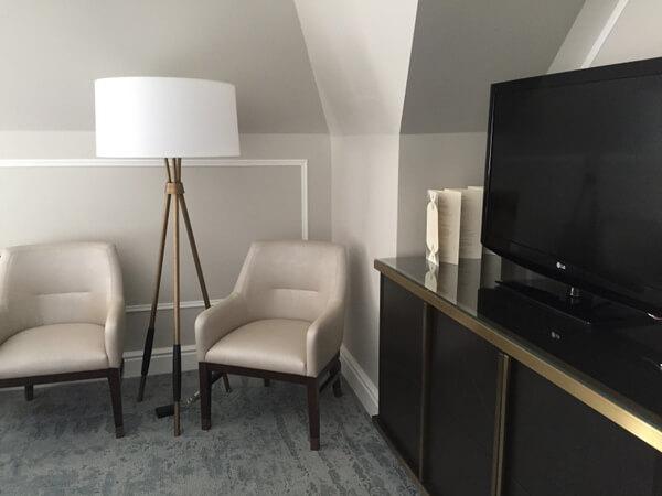 Guest room2, Fairmont Empress Hotel, Victoria, BC Canada