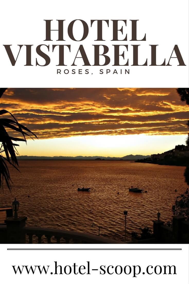 Beautiful Sunsets at Hotel Vistabella, Roses, Spain