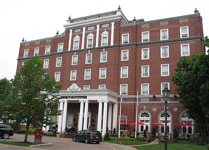 Rodd Charlottetown Hotel, Prince Edward Island, Canada