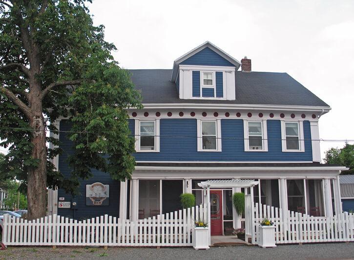 Georgetown Historic Inn, Prince Edward Island, Canada