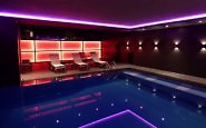A Step Up in Tirana at Privilege Hotel and Spa
