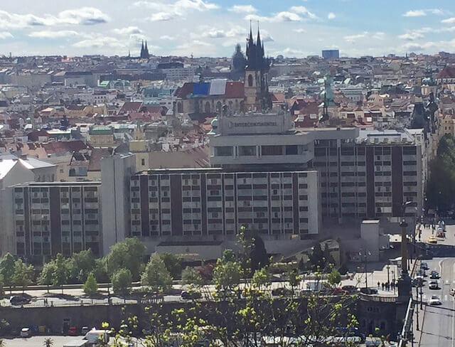 intercontinental prague, prague hotel, czech republic