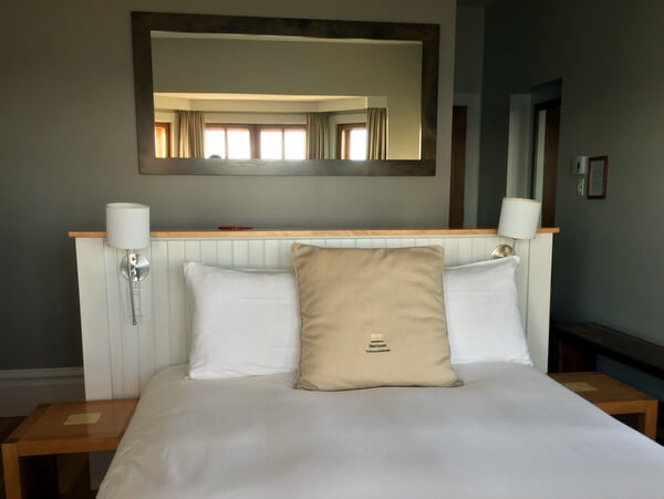 Guest room, Domaine du Vieux-Couvent, Magdalen Islands, Quebec, Canada