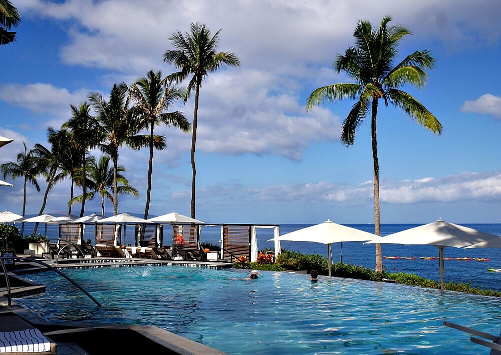 Newly Remodeled Wailea Beach Resort, Maui