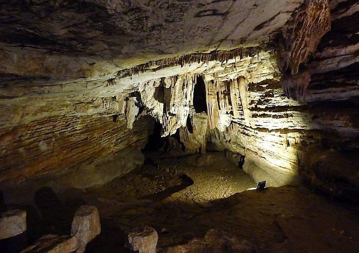 Vjetrenica caves near Zavala