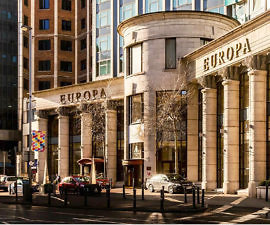Europa Hotel Belfast Ireland