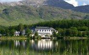Harvey's Point Hotel: Donegal, Ireland Lakeside Beauty