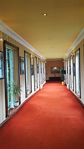 Harveys Point Hotel Donegal Ireland Hallway