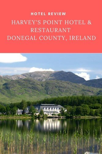 Review Harvey's Point Hotel & Restaurant, Donegal County, Ireland