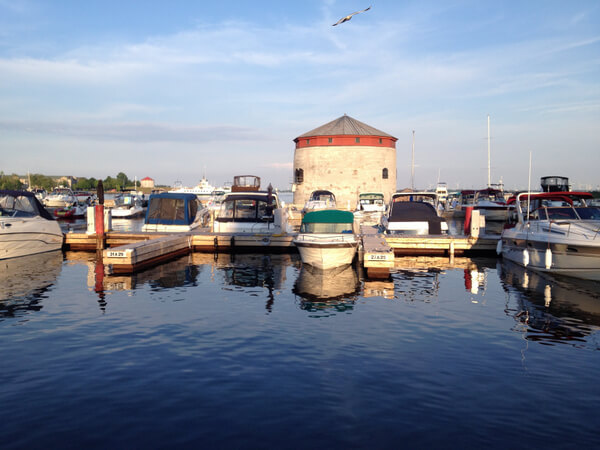 Waterfront, Kingston, Ontario, Canada