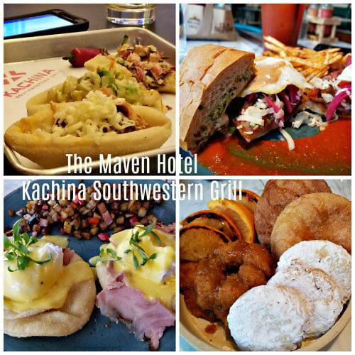 Dine at Kachina Southwestern Grill -- The Maven Hotel, Downtown Denver