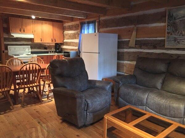 Living room, Montgomery House, Upper Canada Village, Morrisburg, Ontario, Canada