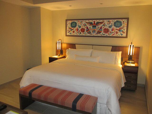 westin ocean villa, westin heavenly bed, westin los cabos hotel, los cabos, mexico