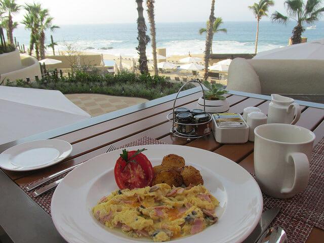 breakfast eggs, cocina casera, breakfast, westin los cabos, mexico
