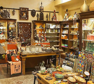 Hazina Gift Shop (Photo courtesy of Nairobi Serena Hotel)