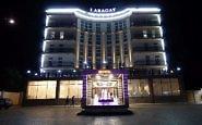 Karagat Hotel in Karakol, Kyrgyzstan