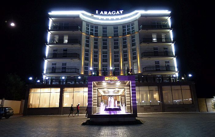 Karagat Hotel in Karakol