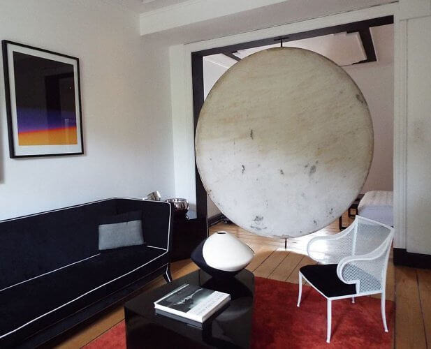 La Luna suite La valise hotel