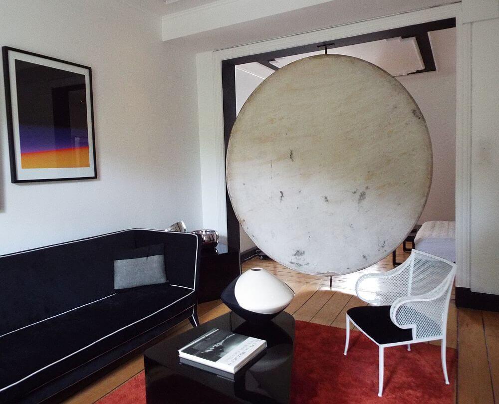 La Valise Mexico City hotel in Roma