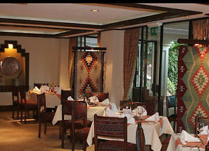 Lower Maghreb Restaurant (Photo courtesy of Nairobi Serena)