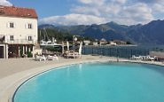 Hotel Splendido on the Bay of Kotor in Montenegro