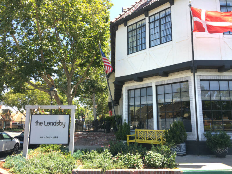 Modern Danish Style at The Landsby in Solvang
