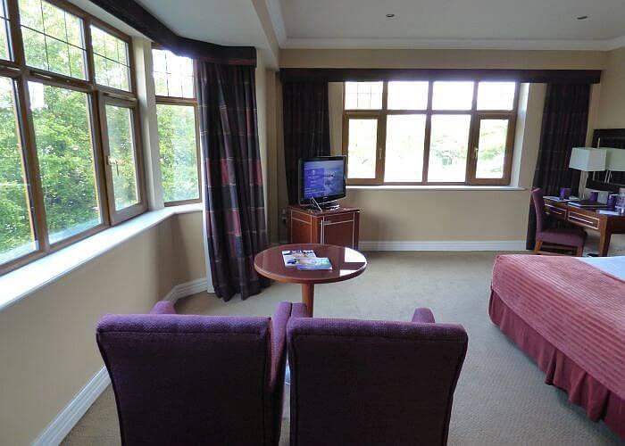 The Brehon corner room Killarney
