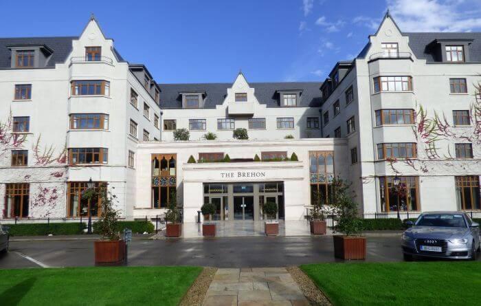 The Brehon Hotel With Spa In Killarney Ireland