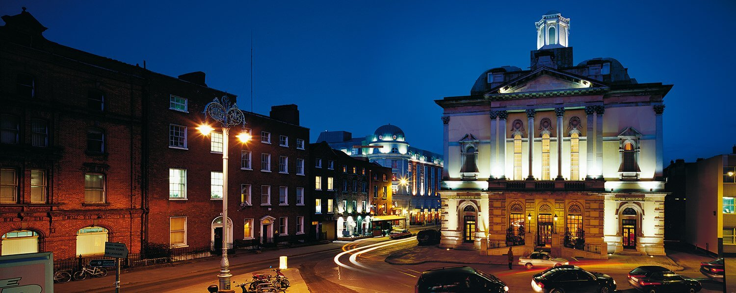 O'Callaghan Davenport Hotel in the Heart of Dublin, Ireland