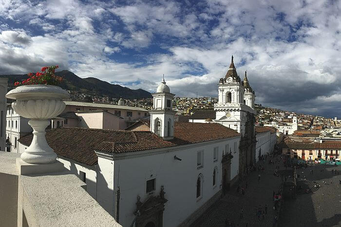 One of a Kind Quito Experiences at Casa Gangotena