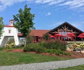 Killarney Mountain Lodge, Killarney, Ontario, Canada