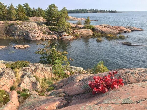Killarney Provincial Park, near Killarney Mountain Lodge, Ontario, Canada