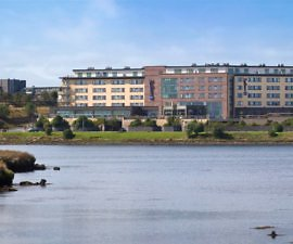 City break at the Radisson Blu Hotel & Spa Galway city centre
