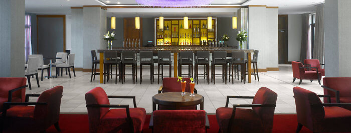 Coopers Bar & Lounge at the Radisson Blu Hotel Galway, Ireland