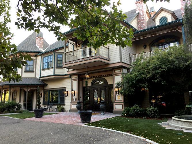 Santa Ynez Inn exterior