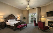 Romance in Santa Barbara County at the Santa Ynez Inn