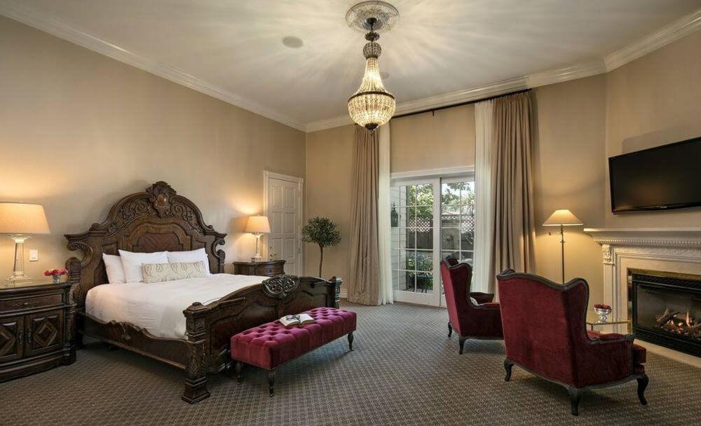 Santa Ynez Inn room
