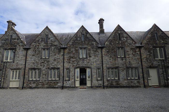 Kilkea Castle Hotel Carriage House rooms