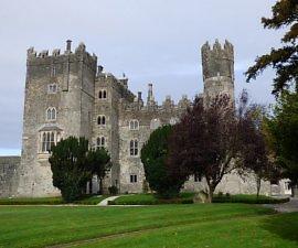 Kilkea Castle Hotel Kildare Ireland